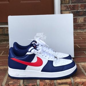 Nike Air Force One USA 2020 Sz 9